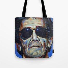 Lou Reed Tote Bag