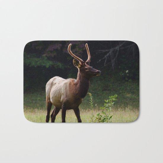 Deer Forest Bath Mat