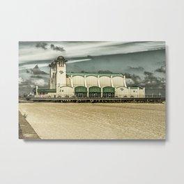 Great Yarmouth Wellington Pier Metal Print