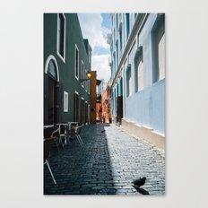 Callejón Canvas Print