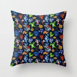 LoZ: Oldschool Snuggles Throw Pillow