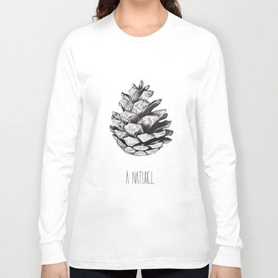 Fir cone Long Sleeve T-shirt