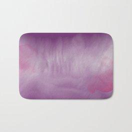 Purple Wash Bath Mat