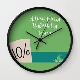 MadHatter Wall Clock