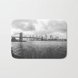 Brooklyn Bridge, New York Bath Mat