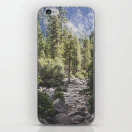 Yosemite Park, California iPhone Skin