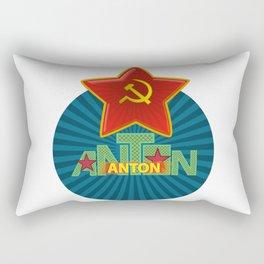 Anton Name Rectangular Pillow