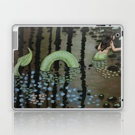 Sea Under the Forest Laptop & iPad Skin