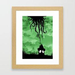 PANTHERION poster sujet Framed Art Print