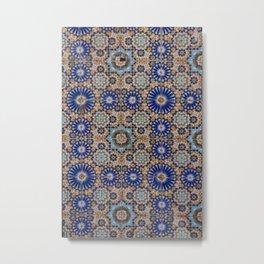 Morocco 40 Metal Print