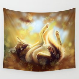 Last Days of Fall Wall Tapestry