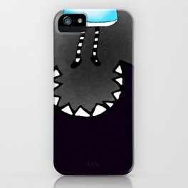 Monster. iPhone Case