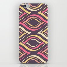 Vintage Abstract Pattern iPhone Skin
