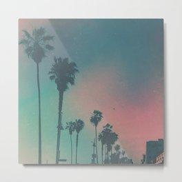 Venice Beach, CA. Metal Print