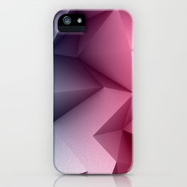 Polymetric Ocean Floor iPhone Case