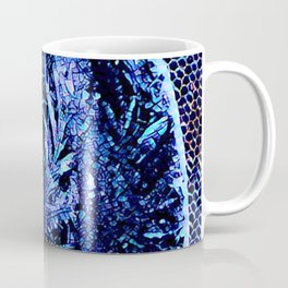 Got Frost Purple Teal by CheyAnne Sexton Coffee Mug