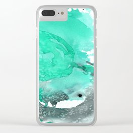 Voices Of The Wind No. 2D by Kathy Morton Stanion Clear iPhone Case