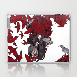 Seven Deadly Sins 'Wrath' Laptop & iPad Skin
