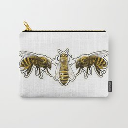 Beeman Logo Carry-All Pouch