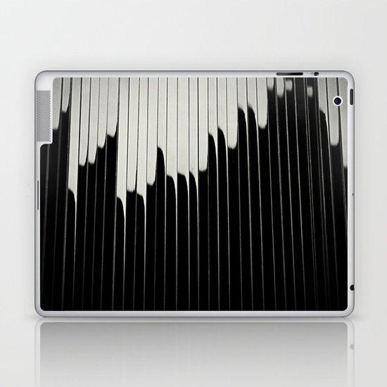 STEEL & MILK II. Laptop & iPad Skin