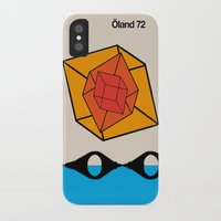 poland iPhone & iPod Cases featuring pOland 69 by Andrew James
