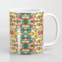 mod Mugs featuring Mod Tribal by Beth Thompson