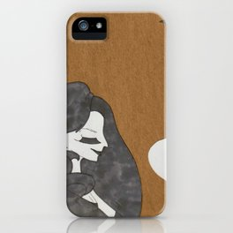 The Hermit and the Hierophant 1 iPhone Case