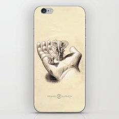 Pocket Elephants iPhone & iPod Skin