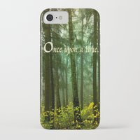 once upon a  time iPhone & iPod Cases featuring Once upon a time... by Armine Nersisian