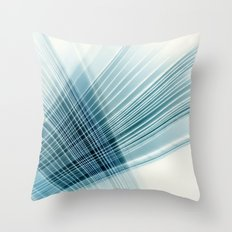 paper weave Throw Pillow