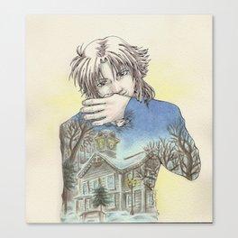 OC: Taiga x Sapporo Canvas Print