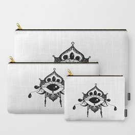 All Seeing Eye Bloom Carry-All Pouch
