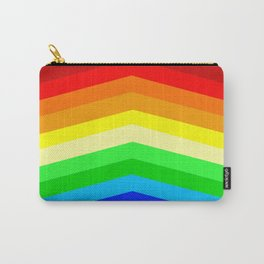 Shades of a Rainbow Carry-All Pouch