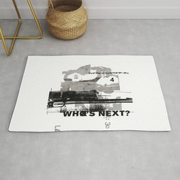 Who's Next? Rug