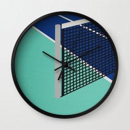 Arizona Tennis Club Wall Clock