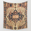 Ferahan  Antique West Persian Rug Print by vickybragomitchell