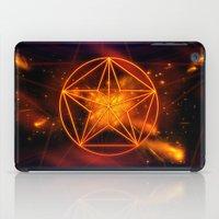 pentagram iPad Cases featuring Pentagram  by nicky2342