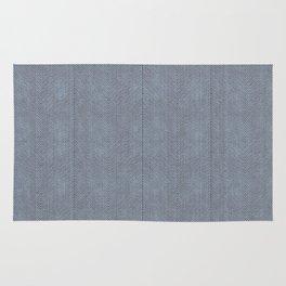 Stitch Weave Geometric Pattern Rug