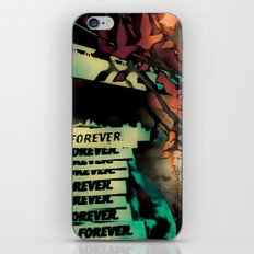 Forever East iPhone & iPod Skin
