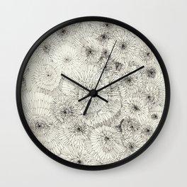 esponjosidad Wall Clock