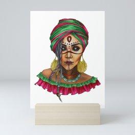 VoodoWitch Solo #3 Mini Art Print