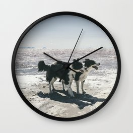 Teammates Wall Clock