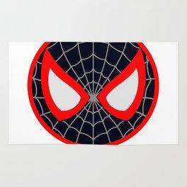 Spider logo 3 Rug