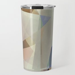 Lost in Books Travel Mug