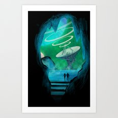 Expansion Volume IV Poster Art Print