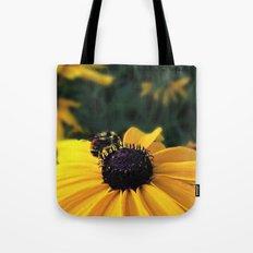 Lone Bee Tote Bag