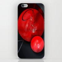 gym iPhone & iPod Skins featuring Gym Balls by Digital-Art