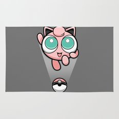 Jigglypuff opened a can of whoop-ass! It's super effective! Rug