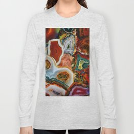 The Earth for the all-pervading Skies, the Moon and the Sun Long Sleeve T-shirt