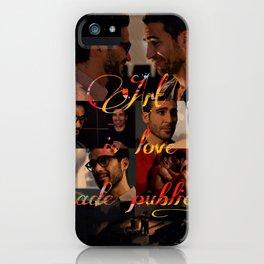 Art is love made public - Sense8 iPhone Case